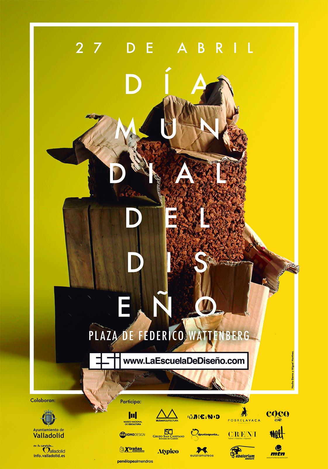 Día Mundial del Diseño en Valladolid